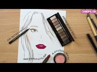 Vlog : (★더보기 꼭 봐주세요★)공지사항 및 Cosmopolitan Beauty 영상