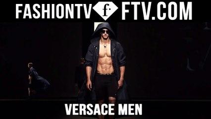 Milan Men Fashion Week Spring/Summer 2017 - Versace   FTV.com