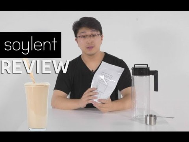 [밀가루전쟁] Soylent Review - 소일렌트 리뷰