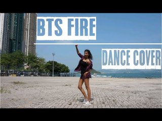 BTS (방탄소년단) Fire (불타오르네) - full dance cover