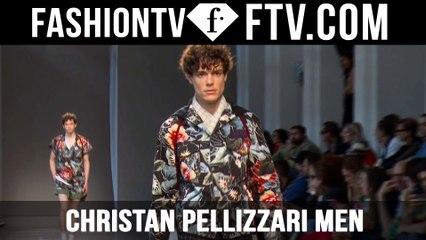 Milan Men Fashion Week Spring/Summer 2017 - Christian Pellizzari   FTV.com
