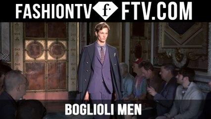 Milan Men Fashion Week Spring/Summer 2017 - Boglioli Primavera   FTV.com