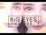 HOW TO: Bigger Eyes Makeup Tutorial