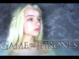 Daenerys Targaryen Makeup Tutorial [Game of Thrones]