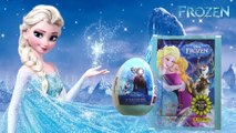 Disney Frozen special fever poster and super surprize egg opening アナ雪 アナと雪の女王 ディズニー サプライズエッグ ポスターカード