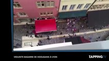 Euro 2016 : Violente bagarre de hooligans à Lyon ! (Vidéo)