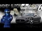 Gran Turismo 6 - GT6 Money Glitch 50 Million Credits - 1080p