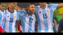 Argentina vs Panama (5 - 0) Highlights Copa America 2016, Lionel Messi hat trick (ENGLISH commentary)