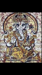 Ganesha Tapestries Lord Ganesh Tapestry Hippie Mandala Indian Traditional Throw Wall Art