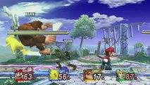 Trailer du jeu Super Smash Bros. Brawl