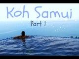 VLOG: Thailand Koh Samui [Part 1/3]