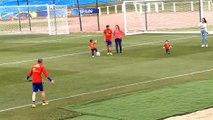 Espagne - La Roja sort les biberons !