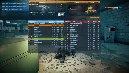 Battlefield 3 Cheater - Please report him!