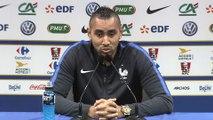 Foot - Euro - Bleus : Payet «Besoin de Pogba et Griezmann»