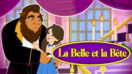 La Belle et la Bête - Dessin animé en français avec les P'tits z'Amis
