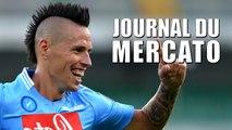 Journal du Mercato : le Real Madrid fait son marché chez les Bleus, Naples montre les crocs