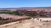 descubriendo la Kasbah de Ait Ben Haddou en Ouarzazate