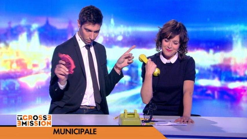 Le JT de Patrick Chanfray et Céline Groussard du 20/06 - La Grosse Emission du 20/06
