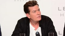 Charlie Sheen Feels Younger, Smarter, and Sexier