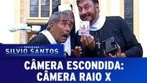Câmera Escondida - Câmera Raio X