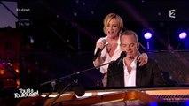 Garou et Patricia Kaas - L'hymne à l'amour - Fête de la musique 2016