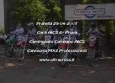 Motocross AICS 29-04-07 Cat. MX2 Professionisti