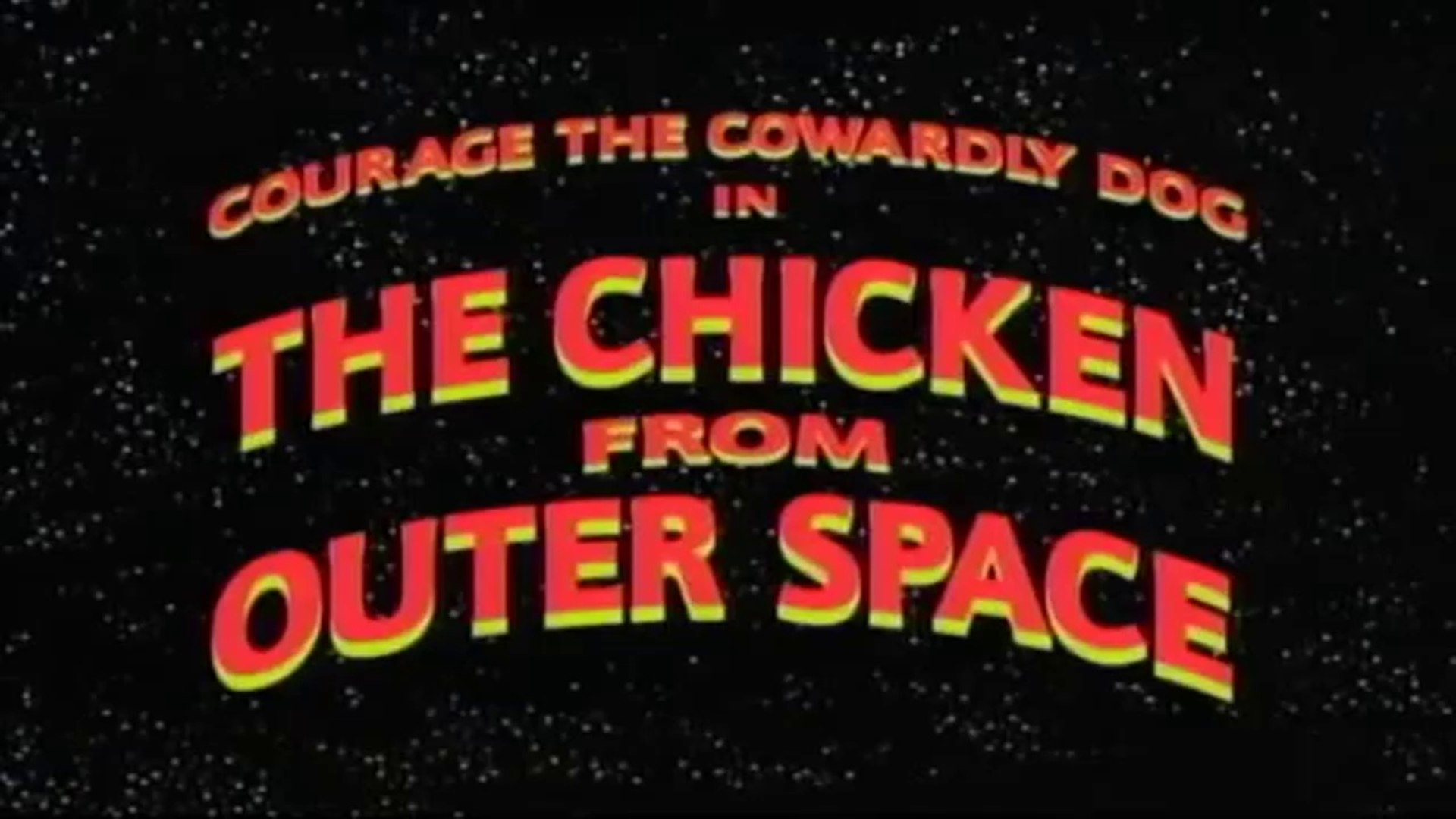 Movie The Chicken From Outer Space, (Zenko)