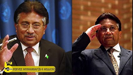 Top 5 Richest Political Party Leaders of Pakistan 2016