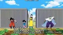 Dragon ball super- Trunks vs Goku black, Trunks wakes up in the present  [Episode 48]