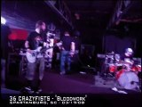36 Crazyfists LIVE (03-19-08) -- Bloodwork