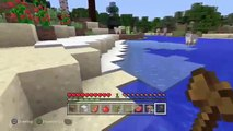 Minecraft ep 1 with firends