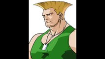 Guile Theme CPS2 Super Street Fighter II Turbo
