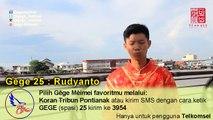 25.Gege Rudyanto - Finalist Of West Kalimantan Gege 2015 From Sintang