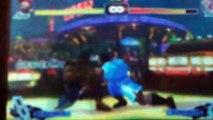 SSFIV 3D EDITION (Super Street Fighter IV) | TRES COMBATES SEGUIDOS Y GANADOS POR LA ÚLTIMA RONDA!!!