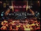 Paris Jazz Big Band Victoires du Jazz