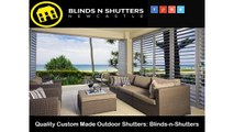 Quality Custom Made Outdoor Shutters Blinds-n-Shutters