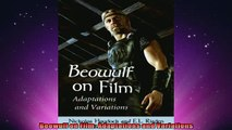 EBOOK ONLINE  Beowulf on Film Adaptations and Variations  DOWNLOAD ONLINE