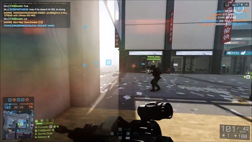 BF4 cheater and Small Rant