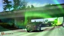 "2011 Land Rover Range Rover Sport on (STR 607) 22"" Concave Vossen CV3 Style Wheels / Rims"