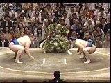 Natshu Basho 2006 Day 15 Baruto Hakuho
