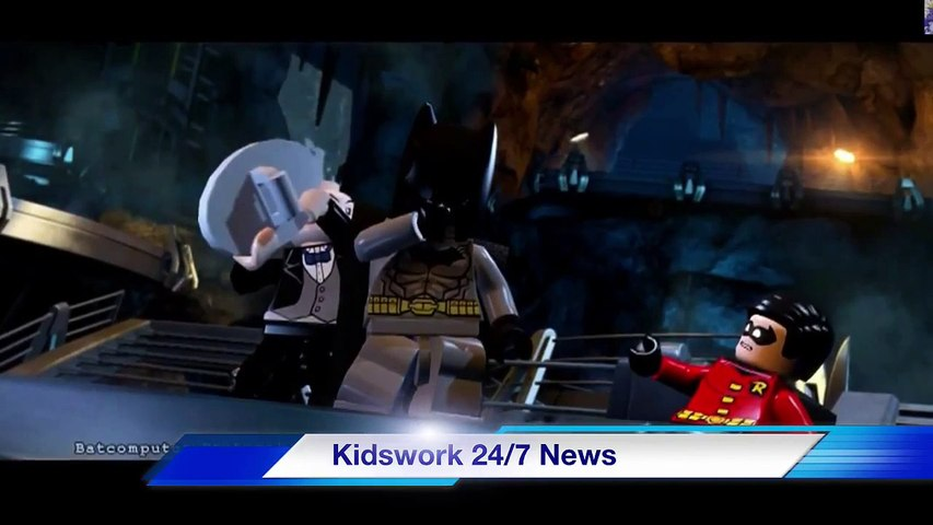 Kidswork 24/7 News: Lego Batman 3 now Available!