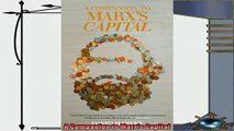 behold  A Companion to Marxs Capital