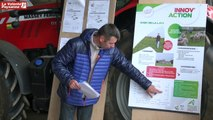 Innov'Action et ovins lait Aveyron