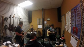 Come Together (Beatles) rehearsal - Wild Hare Rock Band 15'