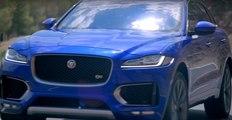 VÍDEO: Jaguar F-Pace: mira sus brutales especificaciones mecánicas