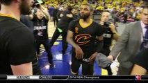Cavs Celebrate NBA Championship  Cavaliers vs Warriors - Game 7  June 19, 2016  NBA Finals