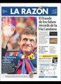 Noticias 26 Abril de 2014 Principales Portadas Noticias Diarios Periódicos en España Spain News