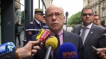 """Loi Travail: Bernard Cazeneuve appelle les organisateurs des manifestations à la """"responsabilité"""""""