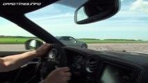 Nissan GT-R Jury vs Porsche GT2 9ff vs Porsche 911 Switzer vs Nissan GT-R Switzer