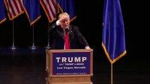 Donald Trump échappe à une tentative d'assassinat à Las Vegas